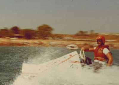 1974.0616 Kevin JAQUES racing 1st Beer Can Regatta