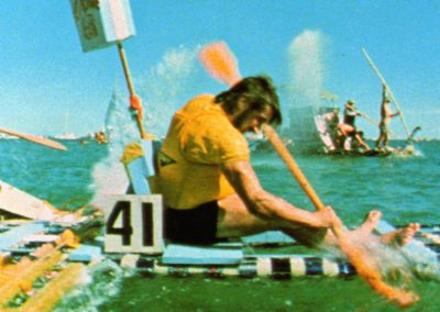 ADoRT unknown man paddling