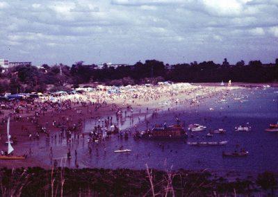 Darwin's Beer Can Regatta August 1977