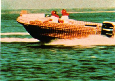 ADoRT powered boat