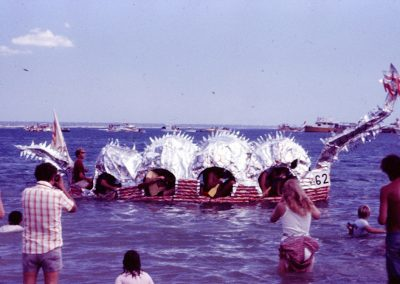 Beer Can Regatta 1977